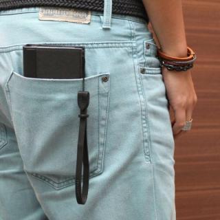 【iPhone6s Plusケース】Complete Wallet 手帳型ケース ブラック iPhone 6s Plus/6 Plus_5