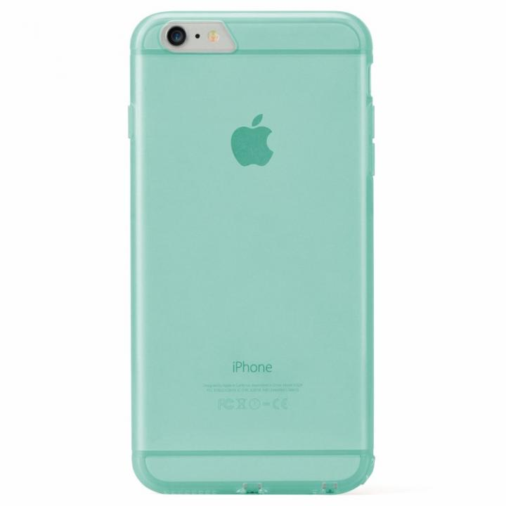 iPhone6s Plus ケース TUNEWEAR SOFTSHELL TPUケース アクアマリン iPhone 6s Plus/6 Plus_0