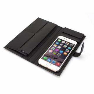 【iPhone6sケース】Complete Wallet 手帳型ケース ブラック iPhone 6s/6_1