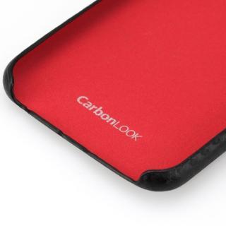 【iPhone6sケース】TUNEWEAR CarbonLook ブラック iPhone 6s/6_3