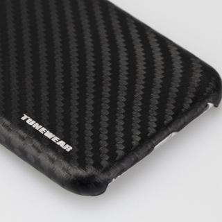 【iPhone6sケース】TUNEWEAR CarbonLook ブラック iPhone 6s/6_4