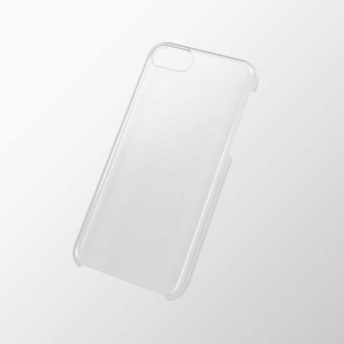 iPhone 5c用 シェルカバー(ハード)クリア_0