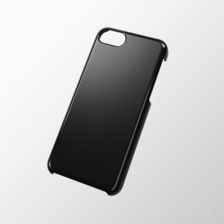 iPhone 5c用 シェルカバー(ハード) ブラック