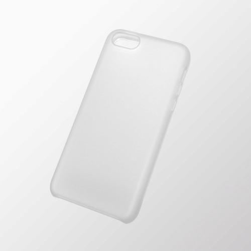iPhone 5c用 シリコンケース クリア_0