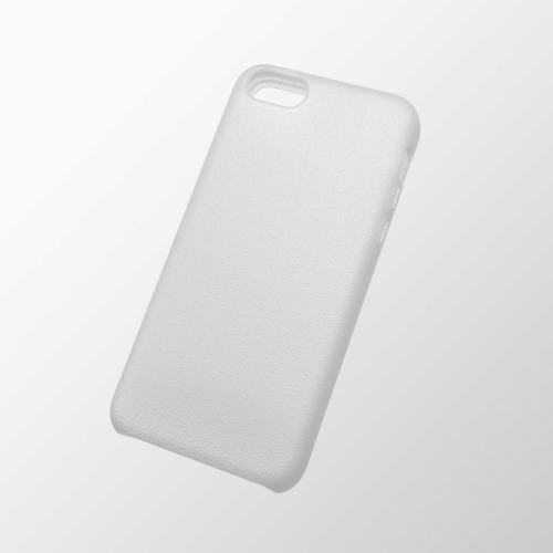 iPhone 5c用 シリコンケース(滑り止め) クリア_0