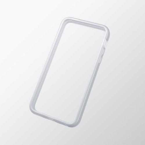 iPhone 5c用 ソフトバンパー クリア