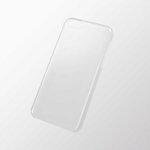 iPhone 5c用 シェルカバー(薄型) クリア_0