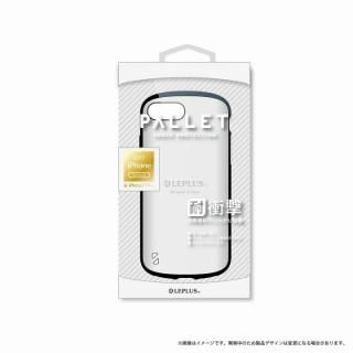 LEPLUS 耐衝撃ハイブリッドケース「PALLET」 ホワイト iPhone 8 Plus/7 Plus
