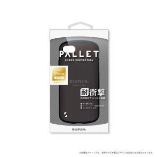 LEPLUS 耐衝撃ハイブリッドケース「PALLET」 ブラック iPhone 8/7