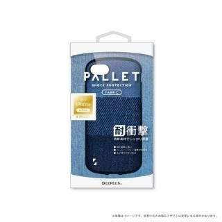 LEPLUS 耐衝撃ハイブリッドケース「PALLET Fabric」 3色デニム iPhone 8/7【9月下旬】