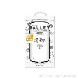 LEPLUS 耐衝撃ハイブリッドケース「PALLET Design」 自転車 iPhone 8/7