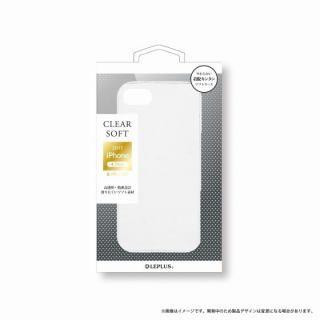LEPLUS TPUケース「CLEAR SOFT」 クリア iPhone 8/7【9月下旬】