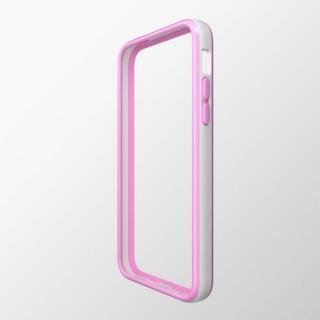 iPhone 5c用 ハイブリッドバンパー HVB07