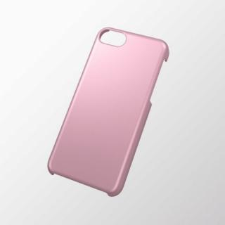 iPhone 5c用 シェルカバー(ラバーグリップ) ピンク