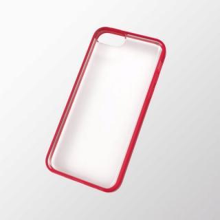 iPhone 5c用 ハイブリッドケース レッド