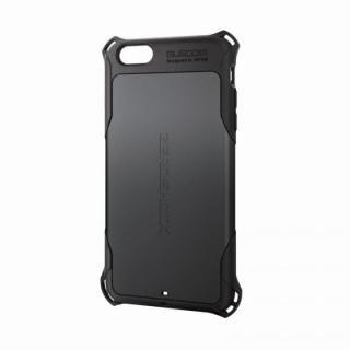 全方向の衝撃から守る ZEROSHOCK ブラック iPhone 6 Plusケース