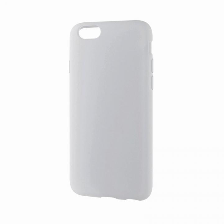 【iPhone6ケース】シリコンケース ノーマル クリア iPhone 6ケース_0