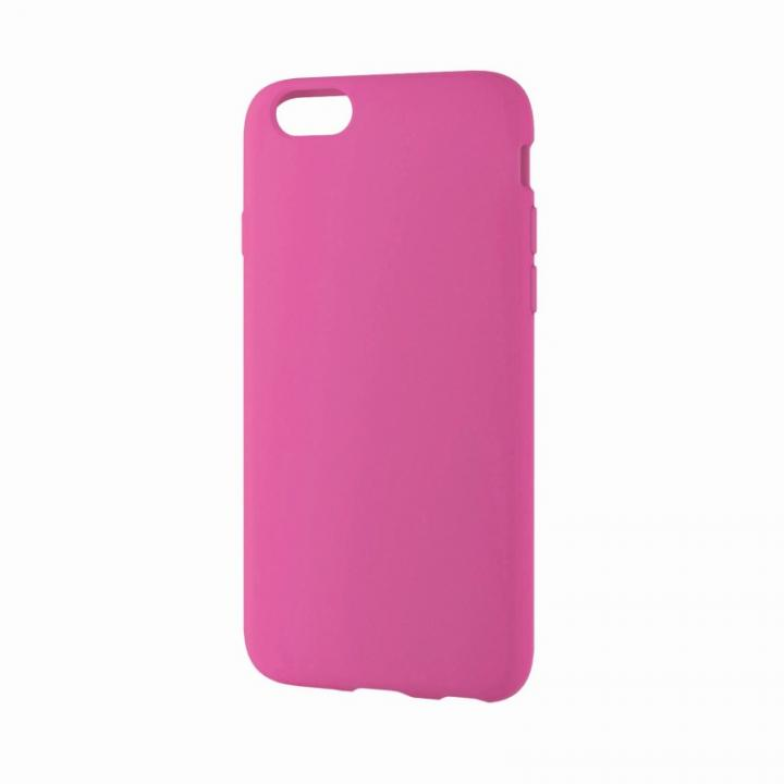 シリコンケース ノーマル ピンク iPhone 6ケース