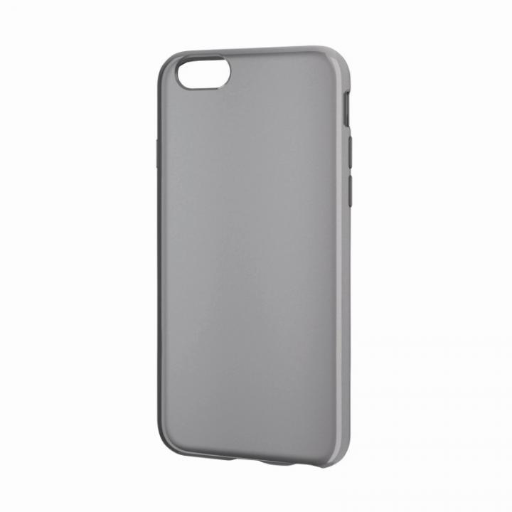 iPhone6 ケース ソフトケース ノーマル ブラック iPhone 6ケース_0