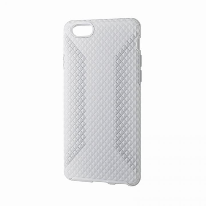 iPhone6 ケース 高いグリップ力 シリコンケース クリア iPhone 6ケース_0