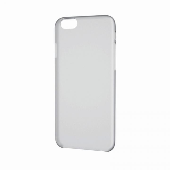 シェルカバー 薄型PP クリア iPhone 6ケース