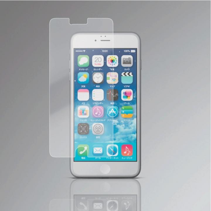 液晶保護フィルム 衝撃吸収フィルム iPhone 6 Plusフィルム