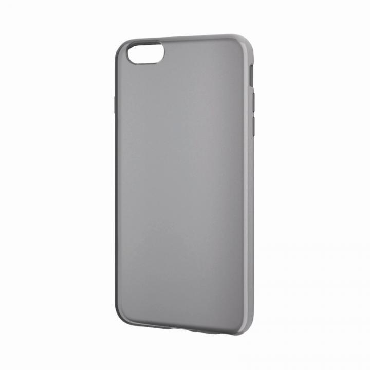 iPhone6 Plus ケース ソフトケース ノーマル ブラック iPhone 6 Plusケース_0