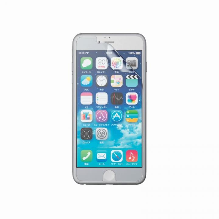 iPhone6 Plus フィルム 液晶保護フィルム 防指紋高光沢 iPhone 6 Plusフィルム_0