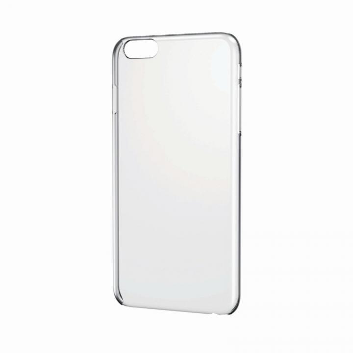 【iPhone6 Plusケース】フレックスシェルケース クリア iPhone 6 Plusケース_0