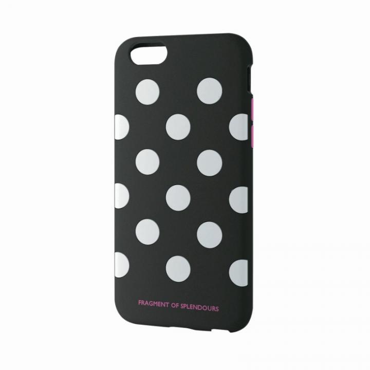 【iPhone6ケース】女子柄シリコンケース パターン2 iPhone 6ケース_0