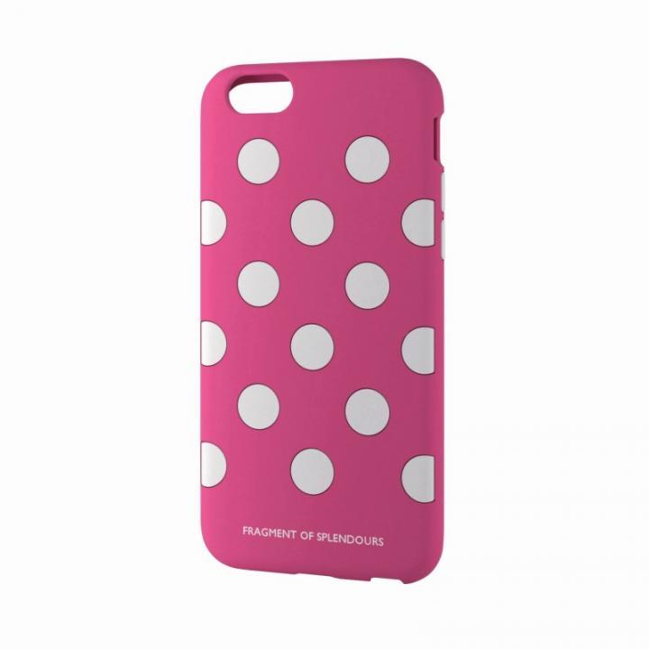 女子柄シリコンケース パターン1 iPhone 6ケース