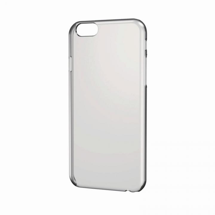 【iPhone6ケース】フレックスシェルケース ブラック iPhone 6ケース_0