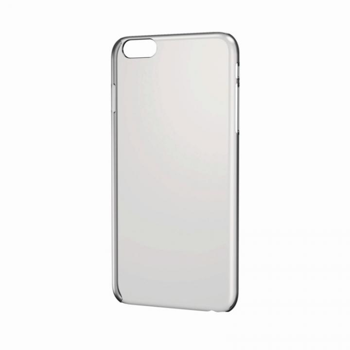 【iPhone6 Plusケース】フレックスシェルケース ブラック iPhone 6 Plusケース_0