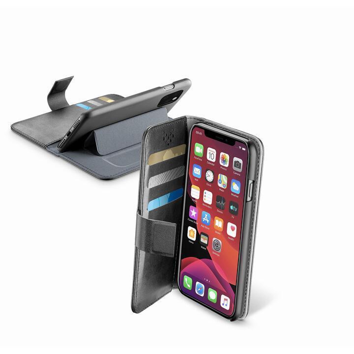 iPhone 11 Pro ケース Book Agenda スタンド付レザー調手帳型ケース ブラック iPhone 11 Pro_0