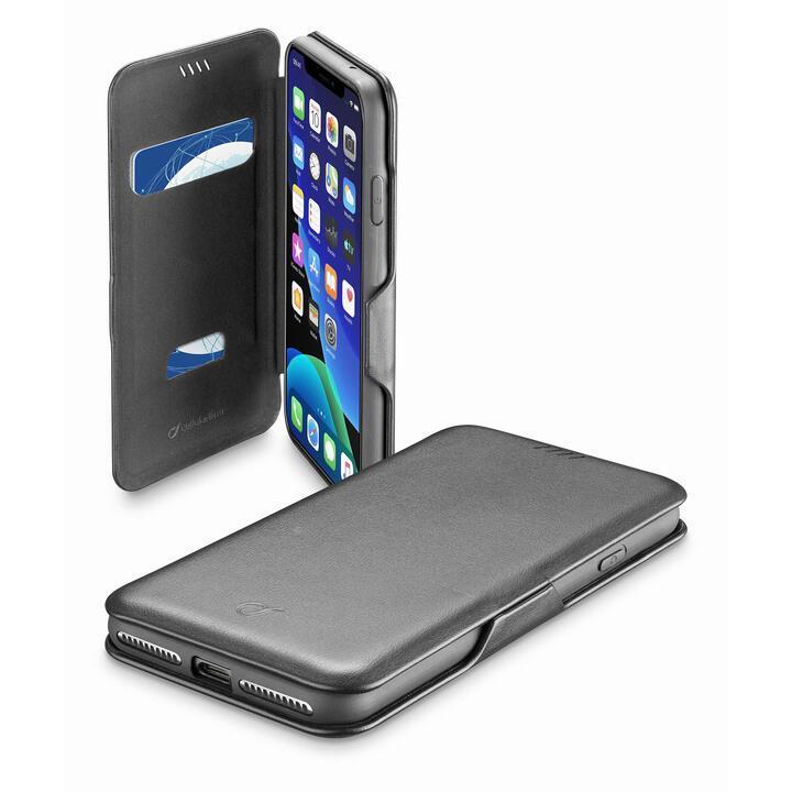 iPhone 11 Pro Max ケース Book Clutch カード収納レザー調手帳型ケース ブラック iPhone 11 Pro Max_0