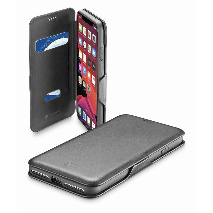 iPhone 11 Pro ケース Book Clutch カード収納レザー調手帳型ケース ブラック iPhone 11 Pro_0