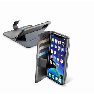 iPhone 11 Pro Max ケース Book Agenda スタンド付レザー調手帳型ケース ブラック iPhone 11 Pro Max
