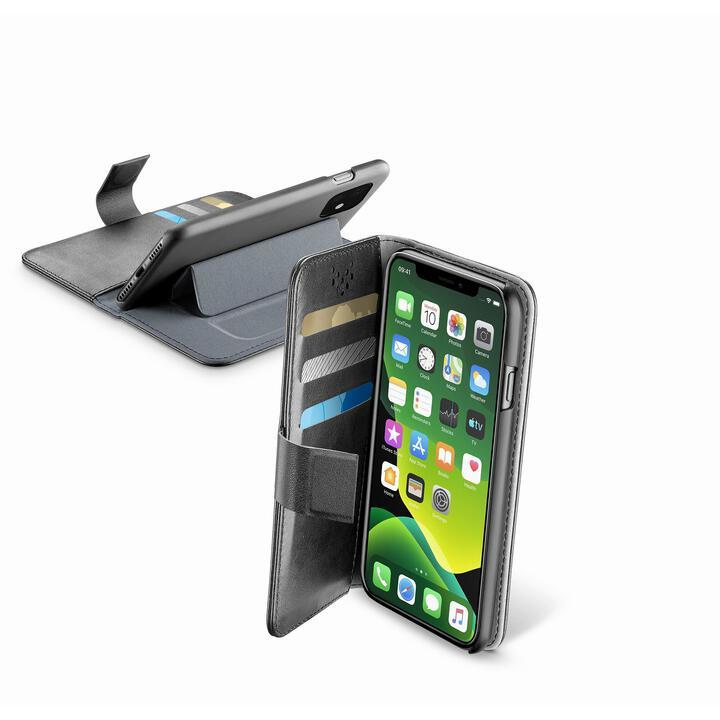 iPhone 11 ケース Book Agenda スタンド付レザー調手帳型ケース ブラック iPhone 11_0