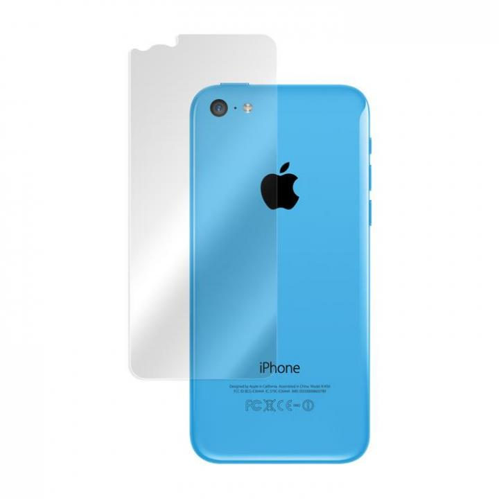 iPhone SE/5s/5 フィルム OverLay Brilliant  iPhone 5c 背面用保護シート_0