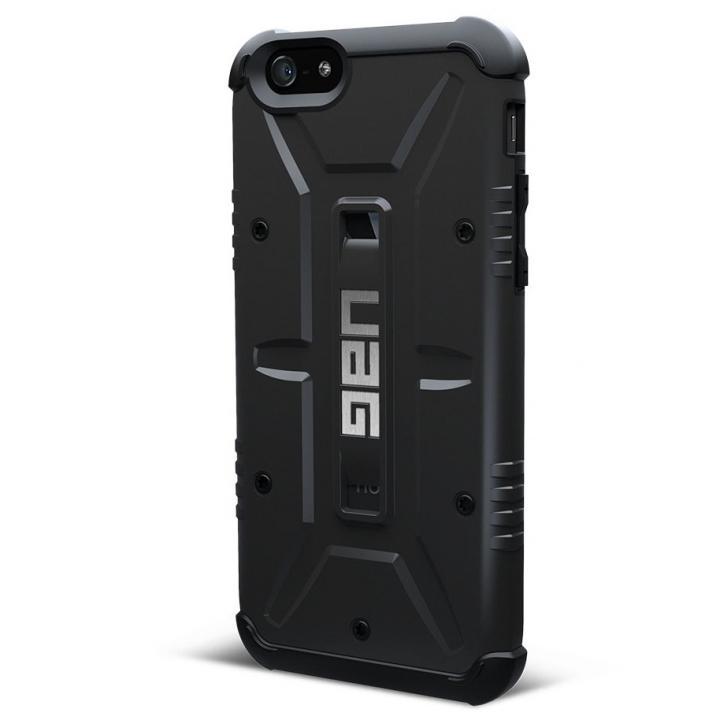[2017夏フェス特価]UAG 耐衝撃コンポジットケース ブラック iPhone 6s/6