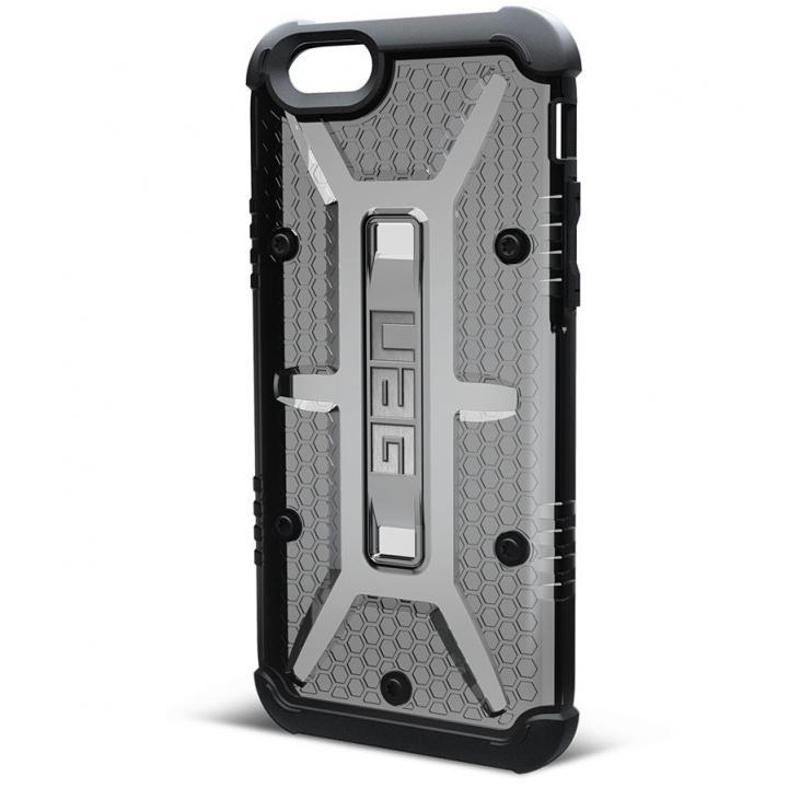 iPhone6s ケース UAG 耐衝撃コンポジットケース クリアグレー iPhone 6s/6_0