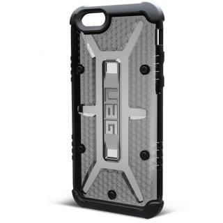 UAG 耐衝撃コンポジットケース クリアグレー iPhone 6s/6