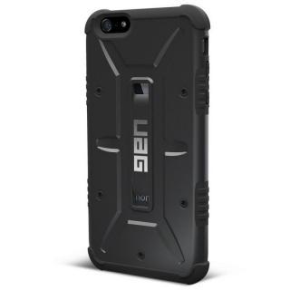 UAG 耐衝撃コンポジットケース ブラック iPhone 6s Plus/6 Plus