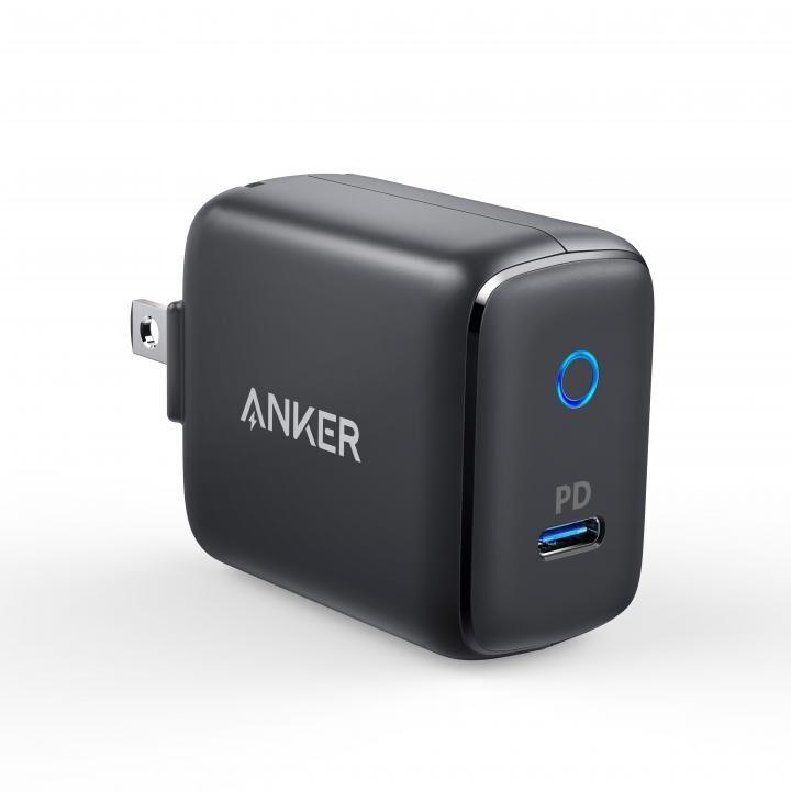 Anker PowerPort PD 1 ブラック×グレー_0