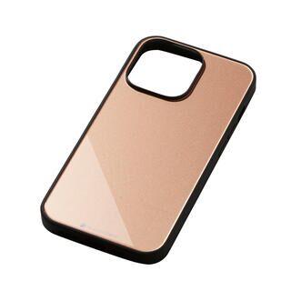 iPhone 13 Pro ケース Hybrid Case Etanze エタンゼ メタリックゴールド iPhone 13 Pro【10月下旬】