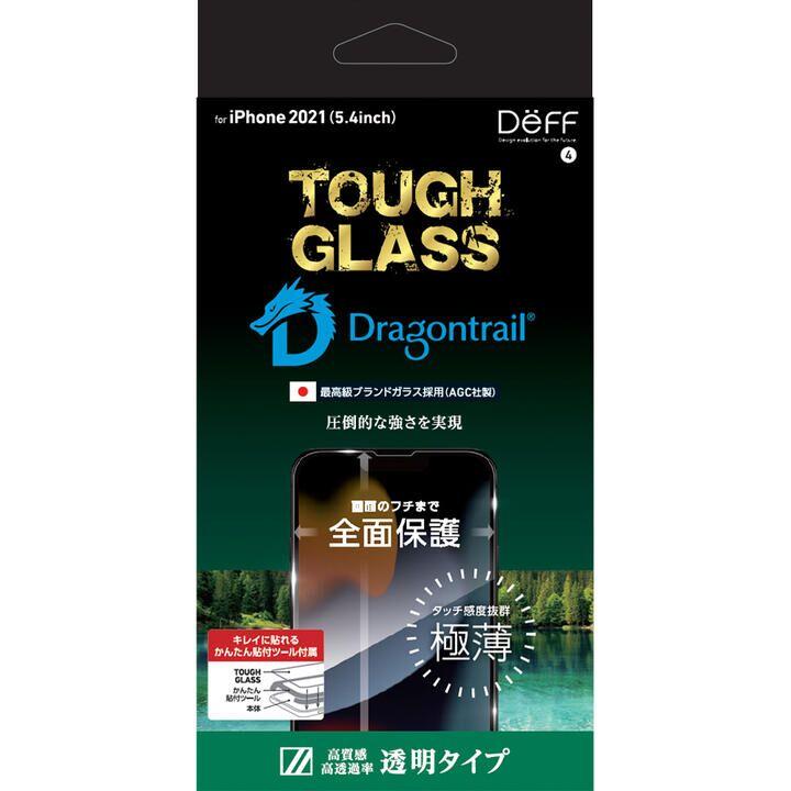 TOUGH GLASS 透明 iPhone 13 mini_0