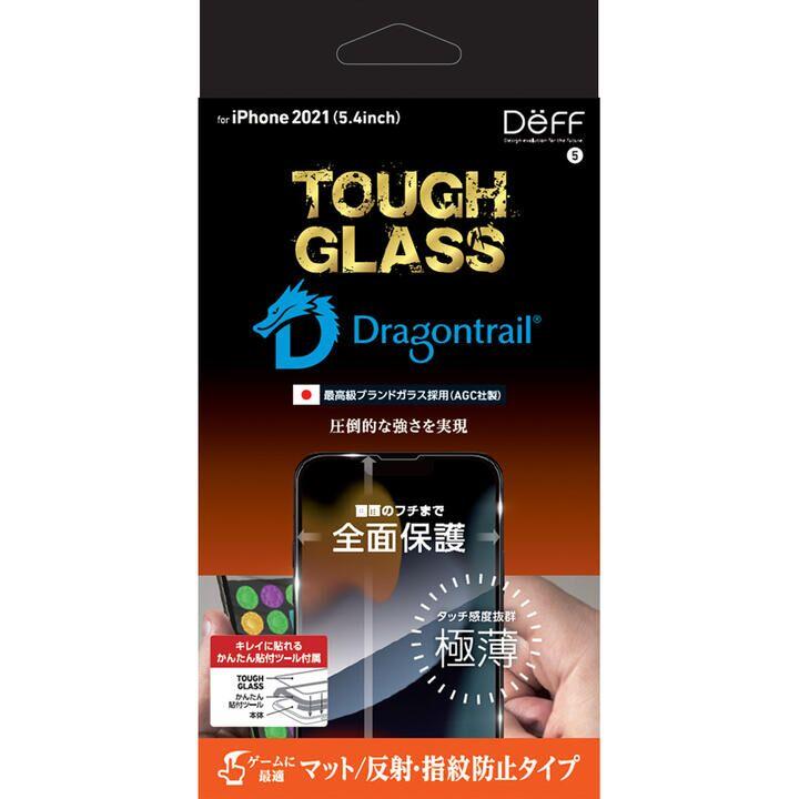 TOUGH GLASS マット iPhone 13 mini_0