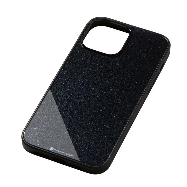 Hybrid Case Etanze エタンゼ メタリックブラック iPhone 13 Pro Max_0