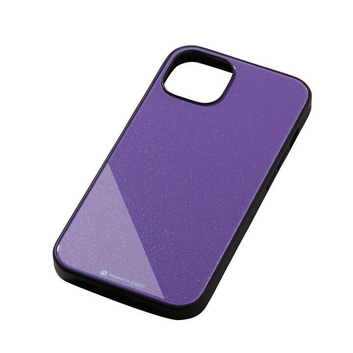 Hybrid Case Etanze エタンゼ メタリックパープル iPhone 13_0