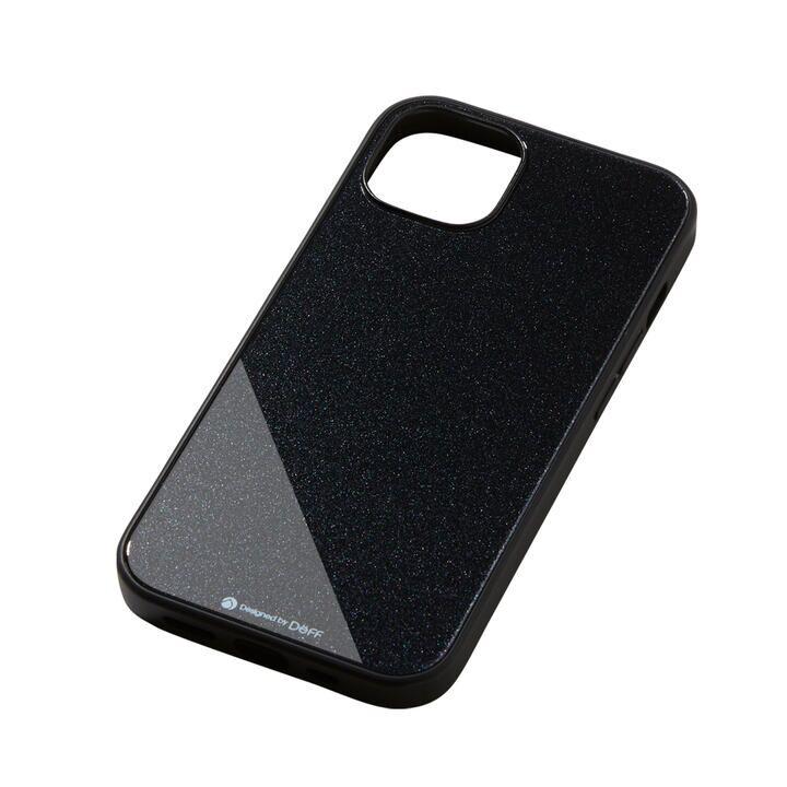 Hybrid Case Etanze エタンゼ メタリックブラック iPhone 13_0